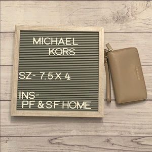 Michael Kors Multi Function Wallet